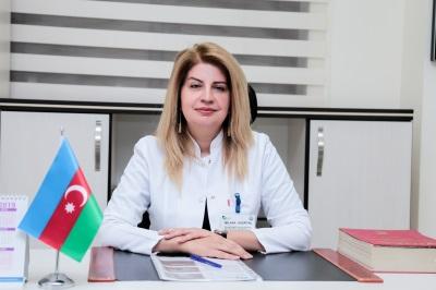 Mama-Ginekoloq Dr.Nigar Yagubova