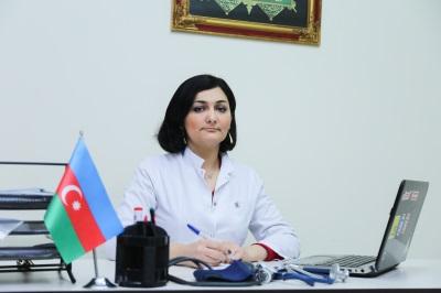 Kardioloq Dr.Sevinc Qasımova