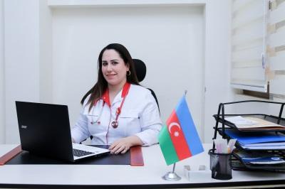 Pediatr-allerqoloq Dr.Nigar Haşımova