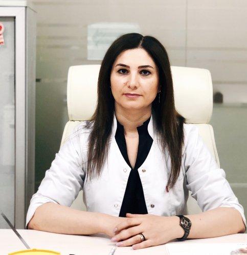 Həkim - laborant Dr. Vüsalə Əmrahlı